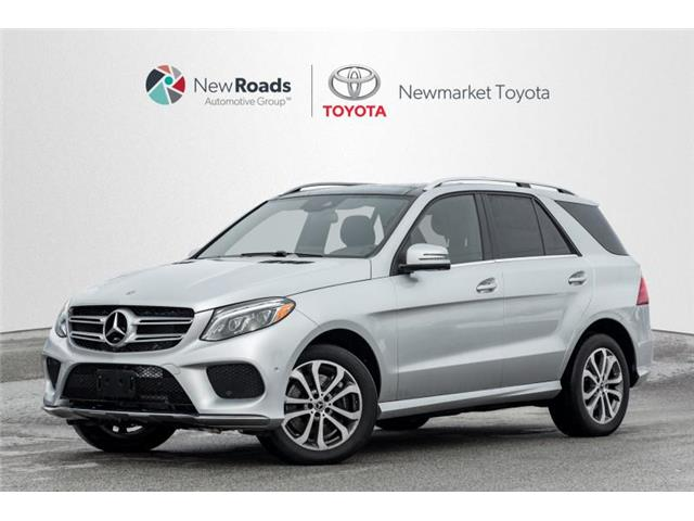 2018 Mercedes-Benz GLE 400 Base (Stk: 358881) in Newmarket - Image 1 of 25