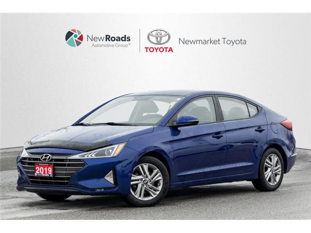 2019 Hyundai Elantra Preferred (Stk: 351141) in Newmarket - Image 1 of 22