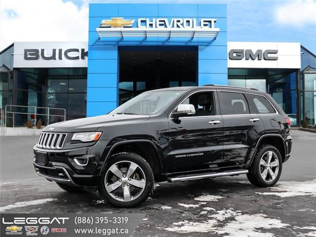 2014 Jeep Grand Cherokee Overland (Stk: 209572A) in Burlington - Image 1 of 29