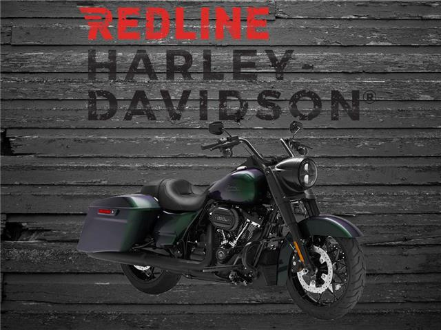 New 2021 Harley-Davidson FLHRXS - Road King™ Special   - Saskatoon - Redline Harley Davidson