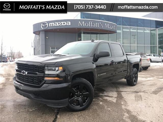 2018 Chevrolet Silverado 1500 Silverado Custom (Stk: 28924) in Barrie - Image 1 of 16