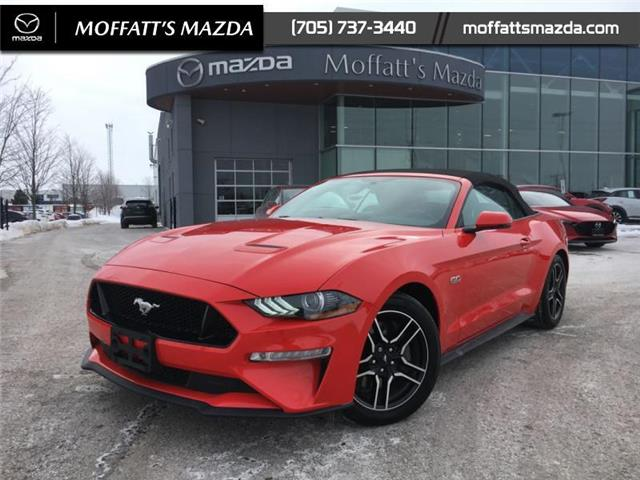2020 Ford Mustang GT Premium (Stk: 28927) in Barrie - Image 1 of 21