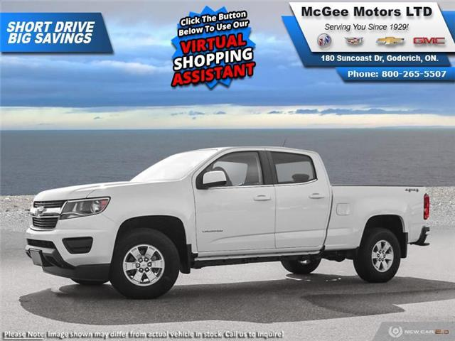 2021 Chevrolet Colorado WT (Stk: 1216848) in Goderich - Image 1 of 22