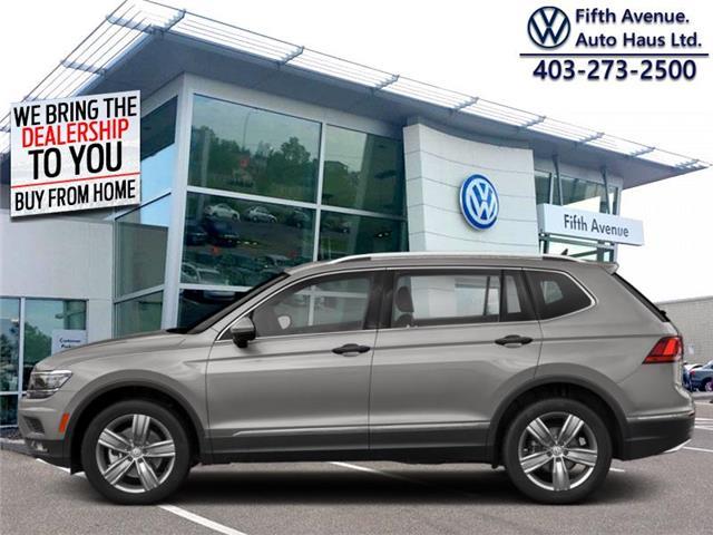 2021 Volkswagen Tiguan United (Stk: 21156) in Calgary - Image 1 of 1