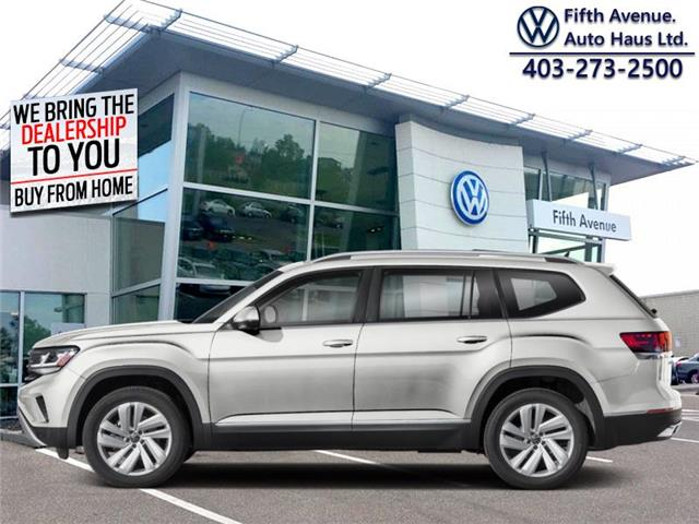 2021 Volkswagen Atlas 3.6 FSI Execline (Stk: 21157) in Calgary - Image 1 of 1