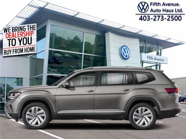 2021 Volkswagen Atlas 3.6 FSI Execline (Stk: 21159) in Calgary - Image 1 of 1