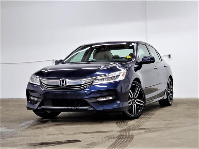 2017 Honda Accord Touring V6 (Stk: D1889) in Saskatoon - Image 1 of 15