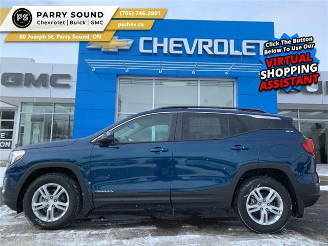 2021 GMC Terrain SLE (Stk: 21-055) in Parry Sound - Image 1 of 21
