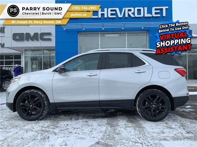2021 Chevrolet Equinox LT (Stk: 21-081) in Parry Sound - Image 1 of 22