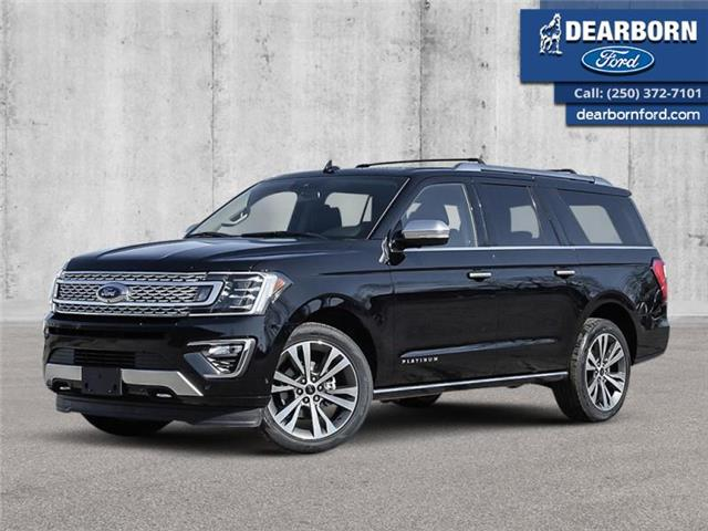 2021 Ford Expedition Max Platinum (Stk: BM045) in Kamloops - Image 1 of 23