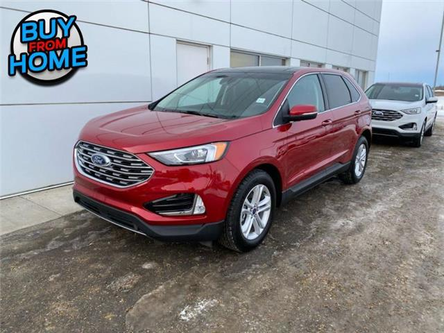 2020 Ford Edge  (Stk: AT1351) in Nisku - Image 1 of 22