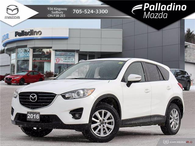 2016 Mazda CX-5 GS (Stk: 7892A) in Greater Sudbury - Image 1 of 27