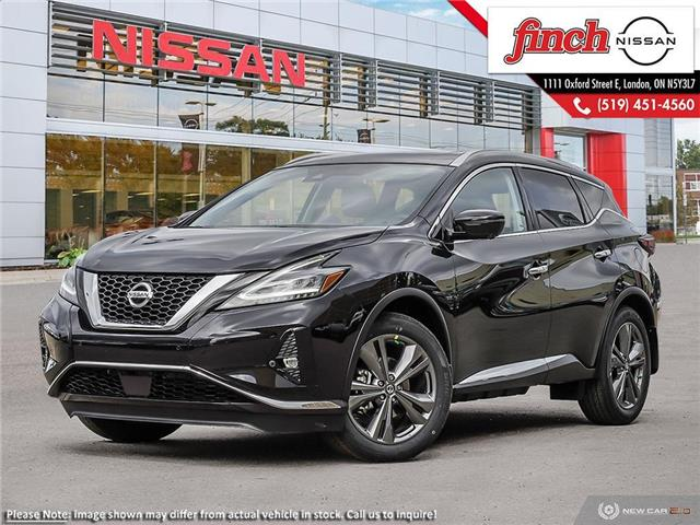 2020 Nissan Murano Platinum (Stk: 08007) in London - Image 1 of 23