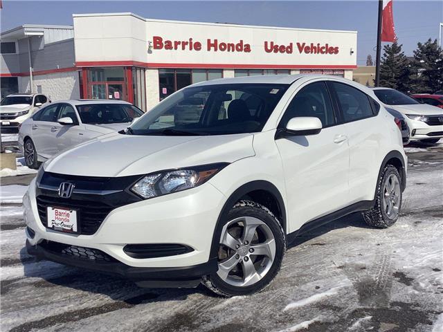 2017 Honda HR-V LX (Stk: U17637) in Barrie - Image 1 of 24