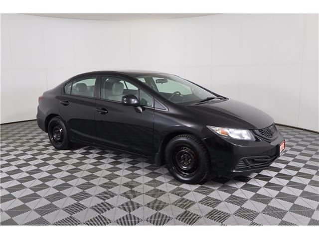 2013 Honda Civic LX (Stk: DU-0710A) in Huntsville - Image 1 of 23
