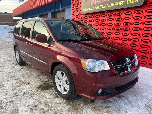 2017 Dodge Grand Caravan Crew (Stk: 14775) in SASKATOON - Image 1 of 23