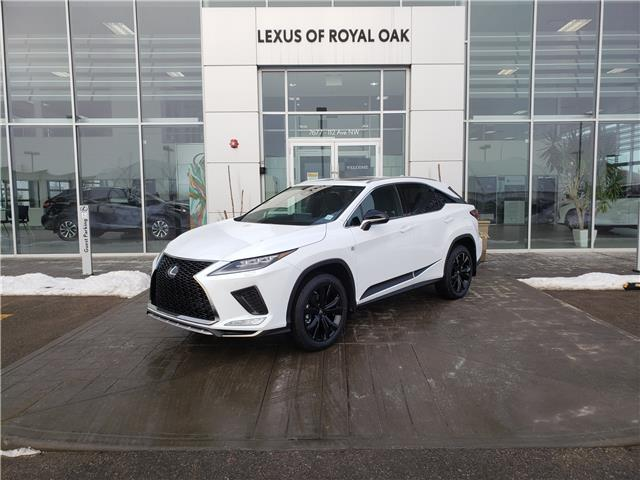 2021 Lexus RX 350 Base (Stk: L21214) in Calgary - Image 1 of 13