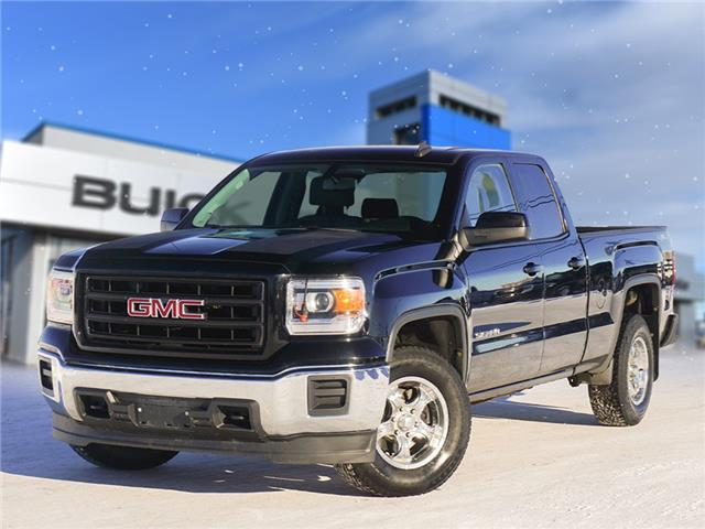 2015 GMC Sierra 1500 Base (Stk: 4576AA) in Dawson Creek - Image 1 of 15