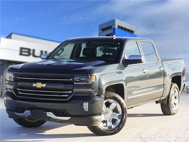 2017 Chevrolet Silverado 1500 2LZ (Stk: T21-1709A) in Dawson Creek - Image 1 of 16