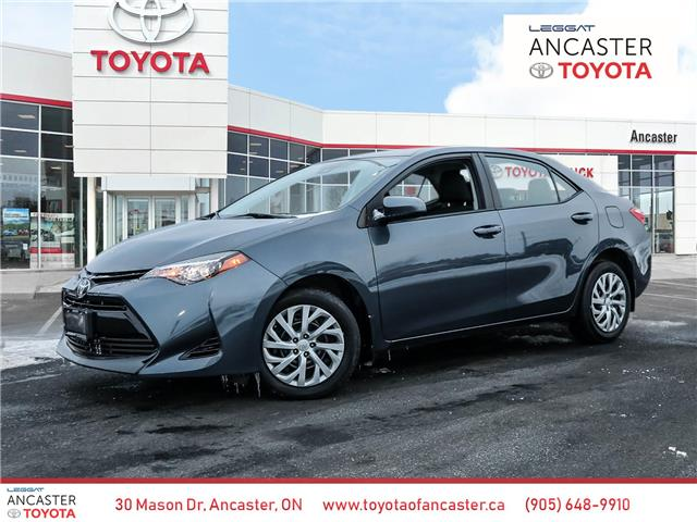 2017 Toyota Corolla LE (Stk: 4120) in Ancaster - Image 1 of 26