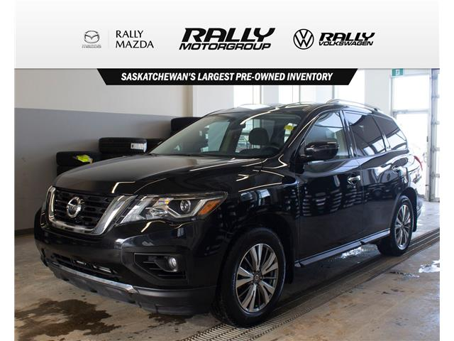 2020 Nissan Pathfinder SV Tech (Stk: V1474) in Prince Albert - Image 1 of 14