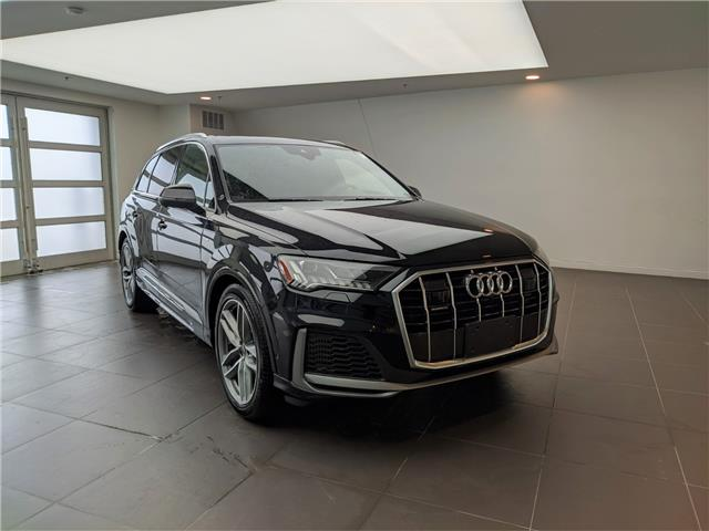 2021 Audi Q7 55 Technik (Stk: 52273) in Oakville - Image 1 of 17