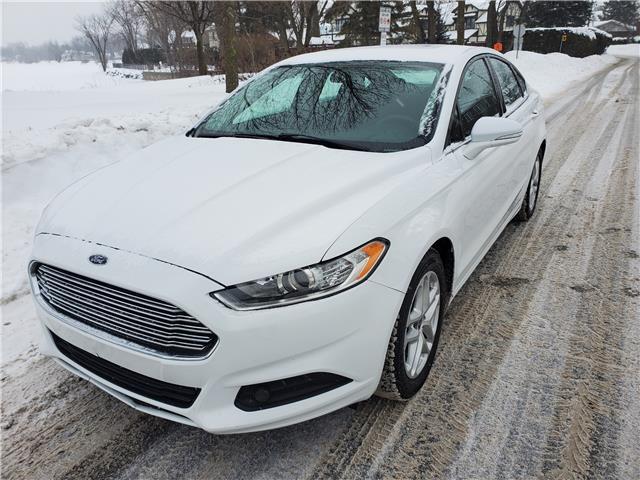 2014 Ford Fusion SE (Stk: ER321396) in Montréal - Image 1 of 11