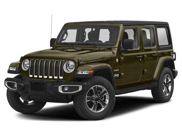 2021 Jeep Wrangler Unlimited Sahara (Stk: PW2260) in St. John\'s - Image 1 of 9