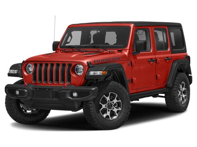 2021 Jeep Wrangler Unlimited Rubicon (Stk: PW2320) in St. John\'s - Image 1 of 9