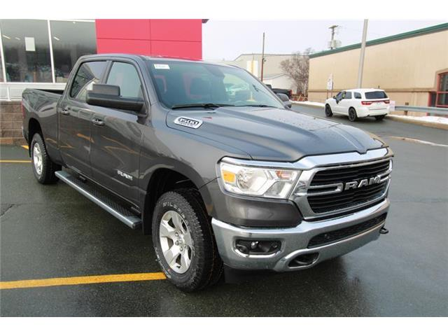 2021 RAM 1500 Big Horn (Stk: PW1715) in St. John\'s - Image 1 of 21