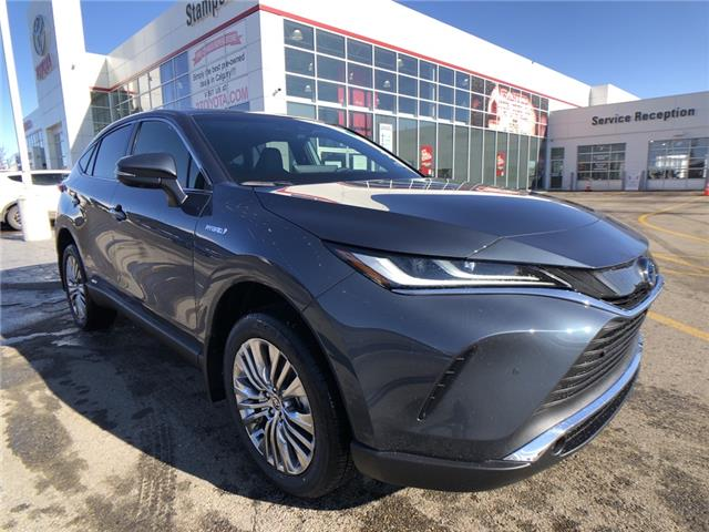2021 Toyota Venza Limited (Stk: 210352) in Calgary - Image 1 of 14