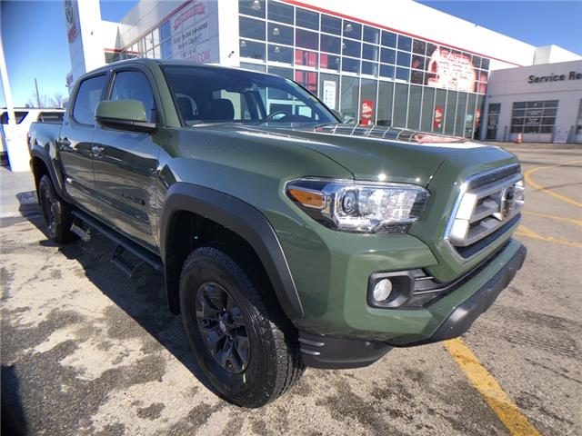 2021 Toyota Tacoma Base (Stk: 210346) in Calgary - Image 1 of 12