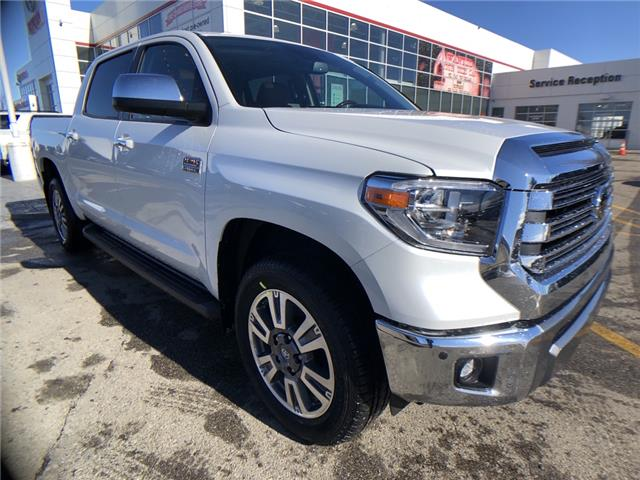 2021 Toyota Tundra Platinum (Stk: 210336) in Calgary - Image 1 of 13
