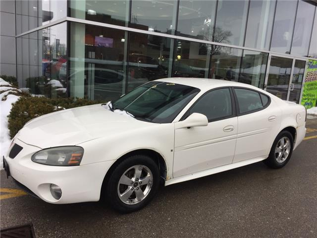 Used 2006 Pontiac Grand Prix Base SOLD AS IS / AS TRADED - London - Finch Chevrolet