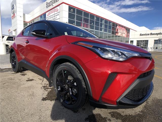 2021 Toyota C-HR XLE Premium (Stk: 210353) in Calgary - Image 1 of 12