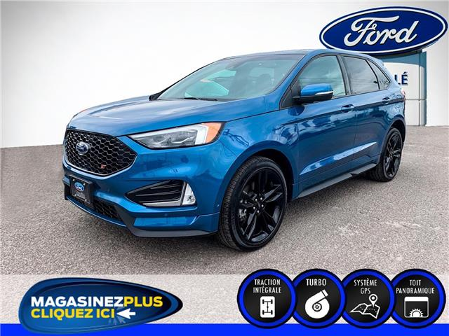 2019 Ford Edge ST (Stk: LL76) in Saint-Jérôme - Image 1 of 21