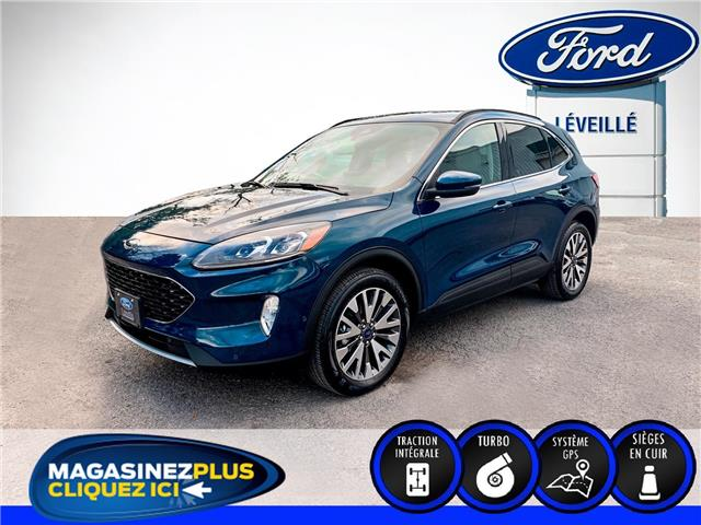 2020 Ford Escape Titanium (Stk: LL82) in Saint-Jérôme - Image 1 of 21