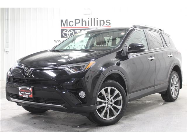 2017 Toyota RAV4 Limited (Stk: W172129A) in Winnipeg - Image 1 of 24