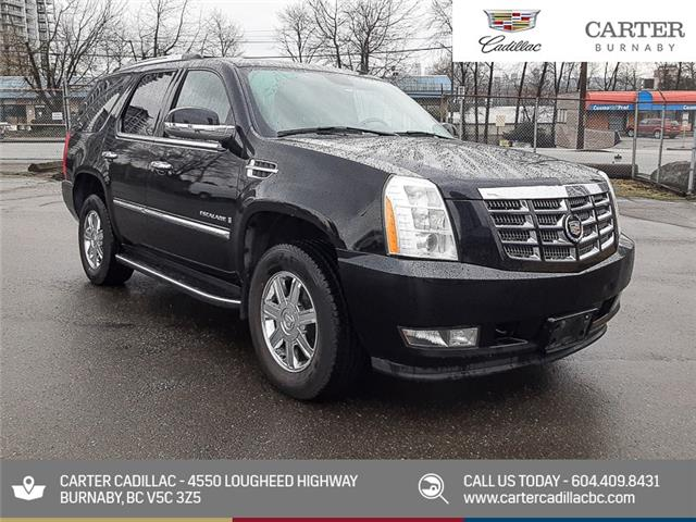 2007 Cadillac Escalade Base (Stk: C0-46451) in Burnaby - Image 1 of 28