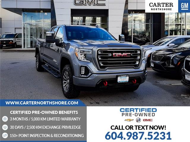 2020 GMC Sierra 1500 AT4 (Stk: 1R24281) in North Vancouver - Image 1 of 30