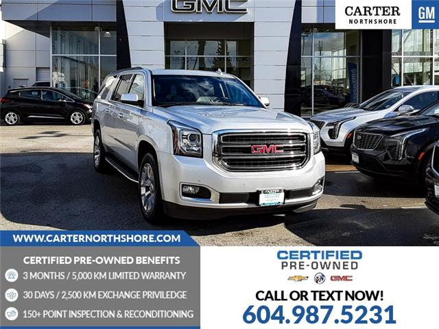 2019 GMC Yukon XL SLT (Stk: 975080) in North Vancouver - Image 1 of 29