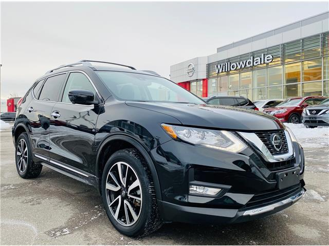 2020 Nissan Rogue SL (Stk: N1539A) in Thornhill - Image 1 of 22