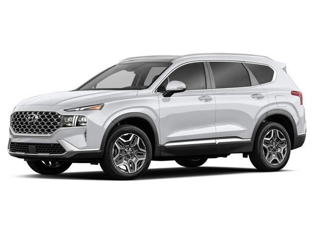2021 Hyundai Santa Fe HEV Luxury (Stk: N22984) in Toronto - Image 1 of 2