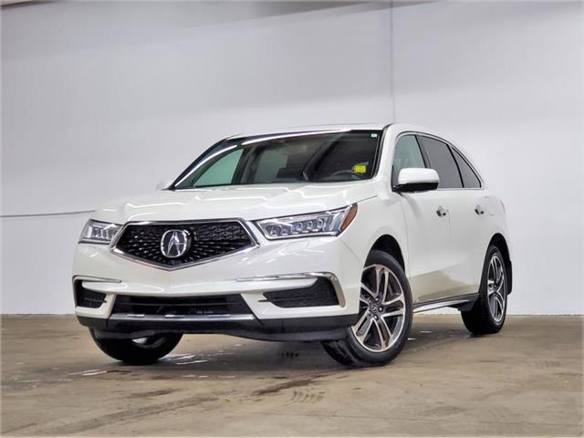 2017 Acura MDX Navigation Package (Stk: A3595) in Saskatoon - Image 1 of 17