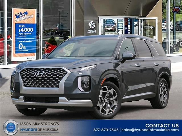 2021 Hyundai Palisade Ultimate Calligraphy (Stk: 121-111) in Huntsville - Image 1 of 10