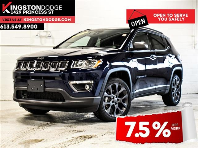 2021 Jeep Compass North (Stk: 21J041) in Kingston - Image 1 of 30