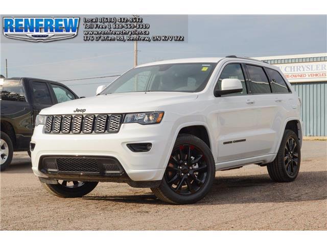 2021 Jeep Grand Cherokee Laredo (Stk: M010) in Renfrew - Image 1 of 30