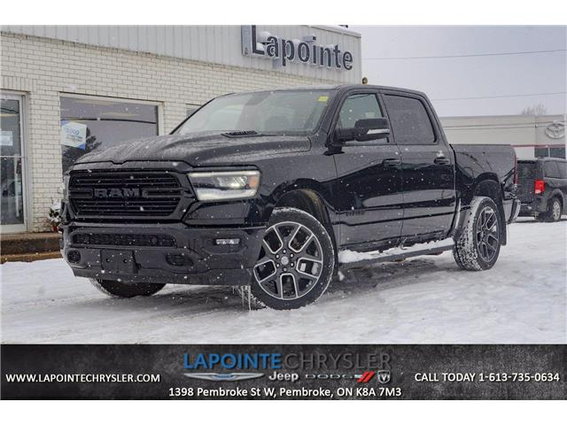 2019 RAM 1500 Rebel (Stk: 20073B) in Pembroke - Image 1 of 30