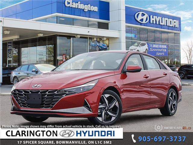 2021 Hyundai Elantra Ultimate Tech (Stk: 21026) in Clarington - Image 1 of 23