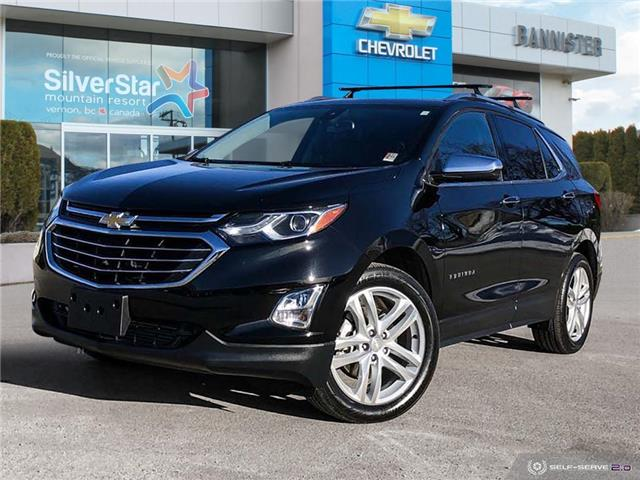 2018 Chevrolet Equinox Premier (Stk: P21277) in Vernon - Image 1 of 26